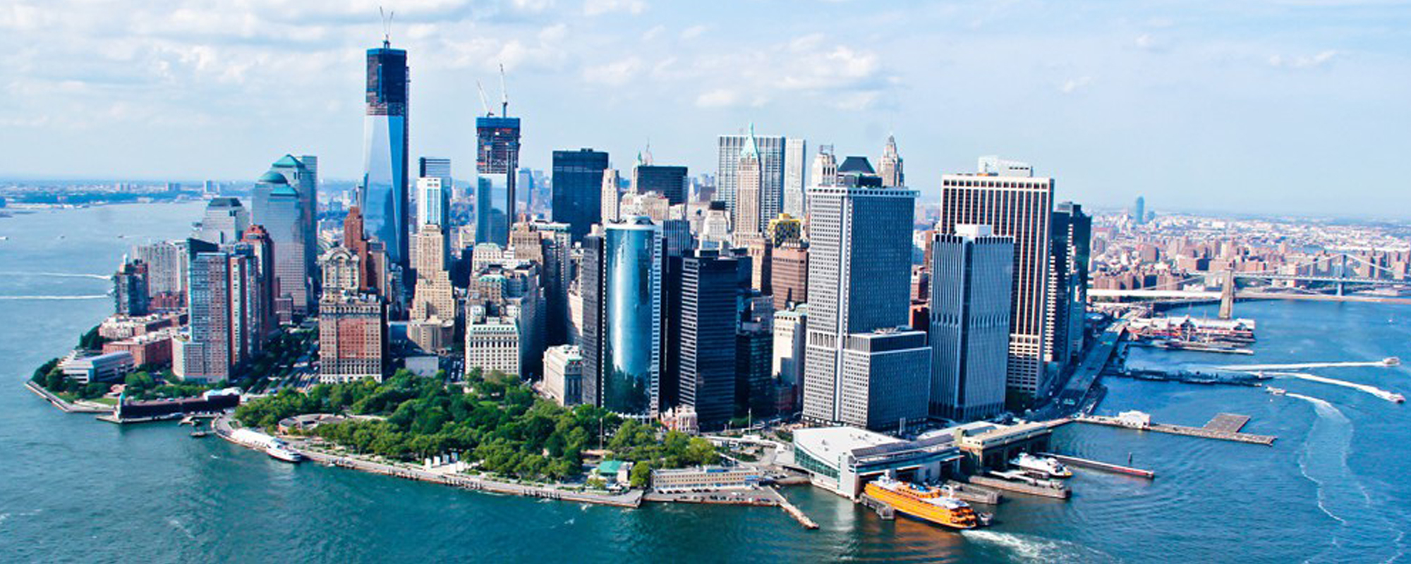 Aerial View of Manhattan | Conventional Loan